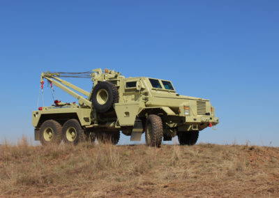 2018-06-06 - PUMA M36 6X6 RECOVERY VEHICLE (113)