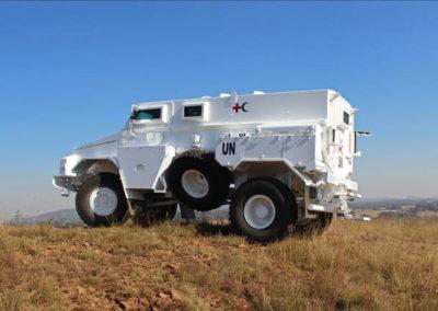 Puma M36 Ambulance