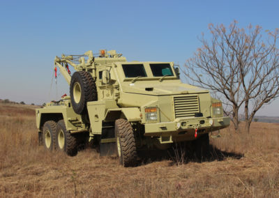 Selected - M36 6x6 - Recovery - 2018-06-06 - PUMA M36 6X6 RECOVERY VEHICLE (83)