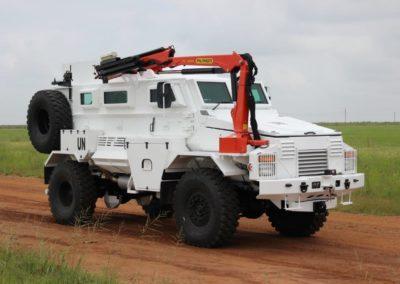 Puma M36 Demining