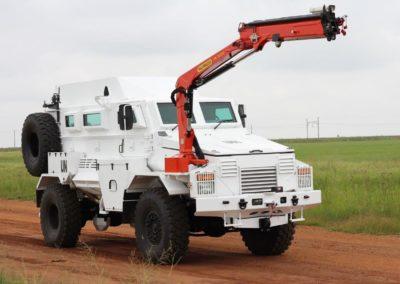 Puma M36 demining - 2